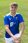 Cammy Ballantyne, St Johnstone FC...2021-22 Season<br />Picture by Graeme Hart.<br />Copyright Perthshire Picture Agency<br />Tel: 01738 623350  Mobile: 07990 594431