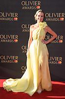 Amanda Holden<br /> arriving for the Olivier Awards 2017 at the Royal Albert Hall, Kensington, London.<br /> <br /> <br /> ©Ash Knotek  D3245  09/04/2017
