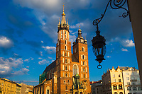 Central and Eastern Europe landmarks sample.
