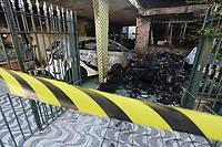 21.06.2018 - Incêndio em residência na zona sul de SP