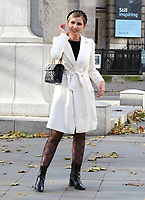 Love Island's Amy Hart seen walking in Central London, UK on Thursday 12th November 2020<br /> <br /> Photo by Keith Mayhew