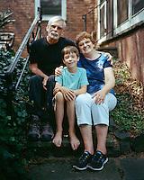 Grandma Connie and Grandpa Jack