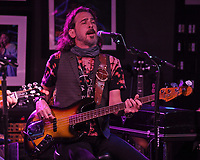 BOCA RATON - NOVEMBER 18: Berry Duane Oakley of The Allman Betts Band performs at The Funky Biscuit on November 18, 2020 in Boca Raton, Florida. Credit: mpi04/MediaPunch