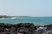 Lava-rock Seashore
