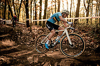 Sanne Cant (BEL/Iko-Crelan)<br /> <br /> UEC Cyclocross European Championships 2020 - 's-Hertogenbosch (NED)<br /> <br /> Elite Women's Race<br /> <br /> ©kramon