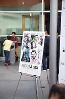 Los Angeles premiere of ABOUT ALEX