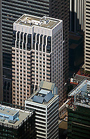 aerial photograph Central Plaza 455 Market Street San Francisco
