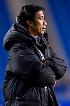 Kitchee SC Head Coach Chu Chi Kwong Alex during their AFC Champions League 2017 Playoff Stage match between Ulsan Hyundai FC (KOR) vs Kitchee SC (HKG) at the Ulsan Munsu Football Stadium on 07 February 2017 in Ulsan, South Korea. Photo by Chung Yan Man / Power Sport Images