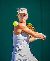 London, England, 2 th July, 2018, Tennis,  Wimbledon,  Kiki Bertens (NED)<br /> Photo: Henk Koster/tennisimages.com