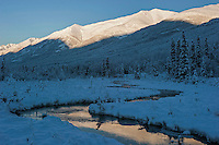 Eagle River, Alaska.