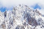 Silver Star Mountain, winter, North Cascades, Highway 20, Washington State. Pacific Northwest, USA,