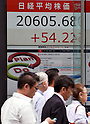 Tokyo stocks up for 11th day in a row