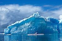 Alaska_Kayaking in Glacier Bay, Alaska.
