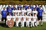 NELSON, NEW ZEALAND - FEBRUARY 11: Nelson Griffins Cricket Team holders of the Hawke Cup Thursday 11February 2021 , New Zealand. (Photo by Evan Barnes Shuttersport Limited)