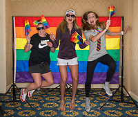 USWNT Pride Portraits, June 5, 2018