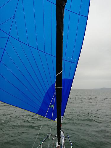 An A2 sail set on a J/109