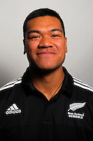 Losi Filipo. The 2015 New Zealand Schools rugby union team headshots at NZ Sports Institute, Palmerston North, New Zealand on Friday, 18 September 2015. Photo: Dave Lintott / lintottphoto.co.nz