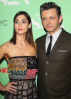 """NORTH HOLLYWOOD, CA, USA - APRIL 29: Lizzy Caplan, Michael Sheen at Showtime's """"Masters Of Sex"""" Special Screening And Panel Discussion held at the Leonard H. Goldenson Theatre on April 29, 2014 in North Hollywood, California, United States. (Photo by Celebrity Monitor)"""