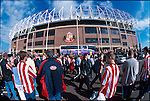 The Stadium of Light, home of Sunderland FC. Photo by Tony Davis