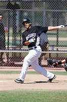 Michael Mitchell - Colorado Rockies - 2009 spring training.Photo by:  Bill Mitchell/Four Seam Images