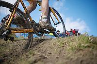 uphill battle<br /> <br /> 2014 Noordzeecross