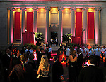 """Guest used the old rear entrance at the Museum of Fine Arts Houston's 2013 Grand Gala """"India"""" Friday Oct. 04,2013.(Dave Rossman photo)"""