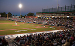 The Triple-A All-Star game played on Wednesday night, July 17, 2013 at Aces Ballpark in Reno, Nevada.