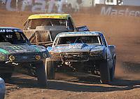 Apr 17, 2011; Surprise, AZ USA; LOORRS driver Robby Woods (99) during round 4 at Speedworld Off Road Park. Mandatory Credit: Mark J. Rebilas-