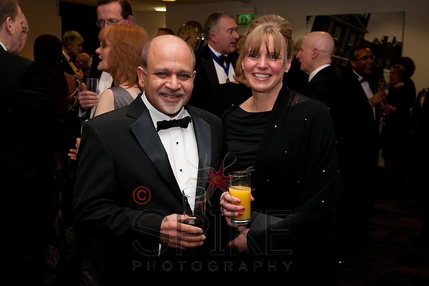 Ash and Sally Bhatia
