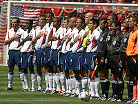 USA Men's team, Holland vs. USA, 2002.