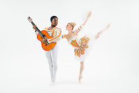 St. Louis Ballet 2014 season promo images