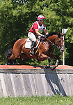 11 July 2009: Bruce (Buck) Davidson riding In The Beat during the cross country phase of the CIC 3* Maui Jim Horse Trials at Lamplight Equestrian Center in Wayne, Illinois.