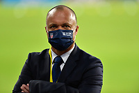 ORLANDO CITY, FL - JANUARY 31: Earnie Stewart of the United States before a game between Trinidad and Tobago and USMNT at Exploria stadium on January 31, 2021 in Orlando City, Florida.