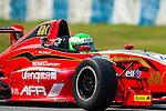 Andy Zheng of Team KRC drives during the 2015 AFR Series as part of the 2015 Pan Delta Super Racing Festival at Zhuhai International Circuit on September 18, 2015 in Zhuhai, China.  (Photo by Moses Ng7Power Sport Images/Getty Images)