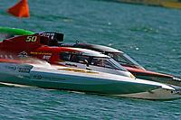 "Ken Brodie II, GP-50 ""Intensity"", Jimmy King, GP-777 ""Steeler"", Brandon Kennedy, GP-25 ""H8 Cancer Racing""       (Grand Prix Hydroplane(s)"