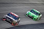 #20: Erik Jones, Joe Gibbs Racing, Toyota Camry Reser's Fine Foods, #18: Kyle Busch, Joe Gibbs Racing, Toyota Camry Interstate Batteries