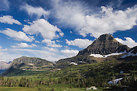 Mount Reynolds, Glacier National Park, Montana, USA