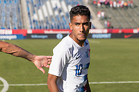 CARSON, CA - FEBRUARY 1: Jesus Ferreira #10 of the United States during a game between Costa Rica and USMNT at Dignity Health Sports Park on February 1, 2020 in Carson, California during a game between Costa Rica and USMNT at Dignity Health Sports Park on February 1, 2020 in Carson, California.