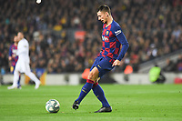 Clement Lenglet<br /> 18/12/2019 <br /> Barcelona - Real Madrid<br /> Calcio La Liga 2019/2020 <br /> Photo Paco Largo Panoramic/insidefoto <br /> ITALY ONLY