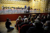 Upter.Inaugurazione XXIV anno accademico dell'università popolare di Roma...