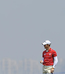 SUZHOU, CHINA - APRIL 16:  Tano Goya of Argentina waits to putts on the 7th green during the Round Two of the Volvo China Open on April 16, 2010 in Suzhou, China. Photo by Victor Fraile / The Power of Sport Images