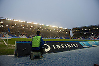 Saturday 25 January 2014<br /> Pictured: General views of St Andrew's Stadium, Birmingham<br /> Re: Birmingham City v Swansea City FA Cup fourth round match at St. Andrew's Birimingham