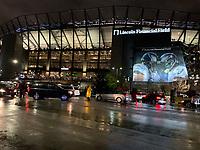 Lincoln Financial Field - 09.12.2019: Philadelphia Eagles vs. New York Giants, Monday Night Football, Lincoln Financial Field