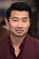 """Simu Liu<br /> arriving for the """"Shang-Chi And The Legend Of The Ten Rings"""" premiere at Curzon Mayfair, London<br /> <br /> ©Ash Knotek  D3570  26/08/2021"""