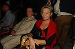 PAOLO PORTOGHESI CON GIOVANNA MASSOBRIO<br /> PREMIO LETTERARIO CAPALBIO 2003
