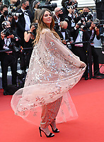 CANNES, FRANCE. July 15, 2021: Zita Vass at the France premiere at the 74th Festival de Cannes.<br /> Picture: Paul Smith / Featureflash