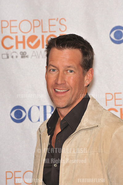 James Denton at the 2010 People's Choice Awards at the Nokia Theatre L.A. Live in Los Angeles..January 6, 2010  Los Angeles, CA.Picture: Paul Smith / Featureflash