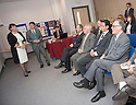 A delegation of business from China visit Grangemouth High School.