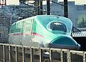 New Hayabusa Bullet Train