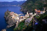 Italy, Cinque Terre, Liguria, Vernazza